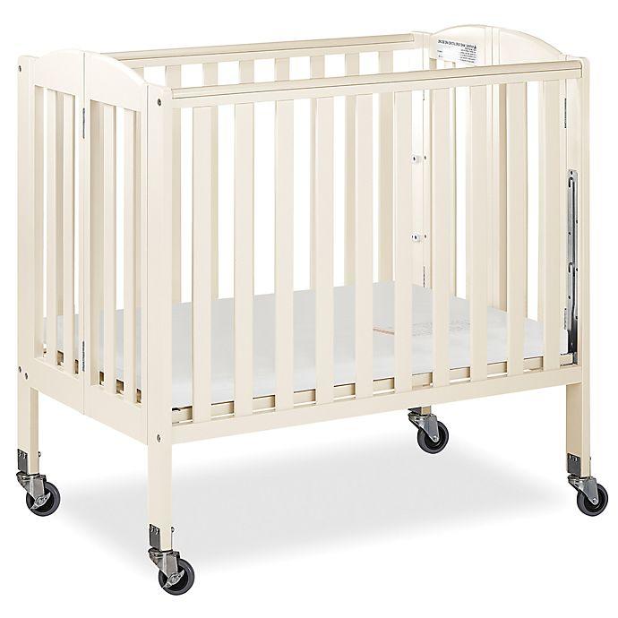 Alternate image 1 for Dream On Me 3-in-1 Folding Portable Crib