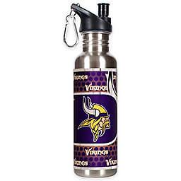 Minnesota Vikings 26-Ounce Stainless Steel Water Bottle