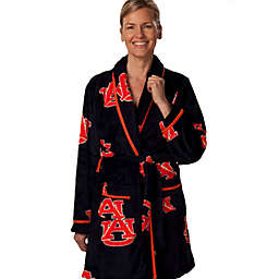 Auburn University Ladies Fleece Bathrobe