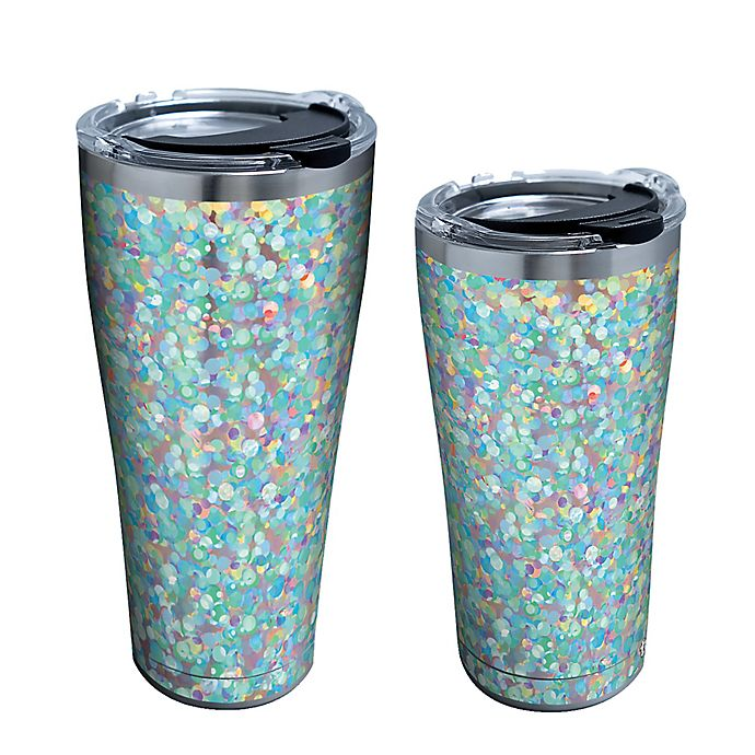 Alternate image 1 for Tervis® Iridescent Confetti Tumbler with Lid