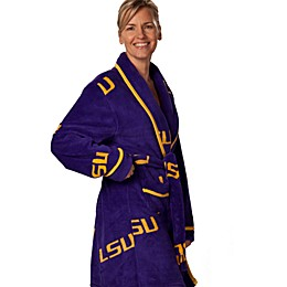 Louisiana State University Ladies Fleece Bathrobe