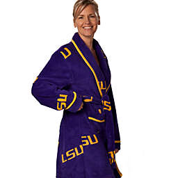 Louisiana State University Ladies Fleece Bathrobe