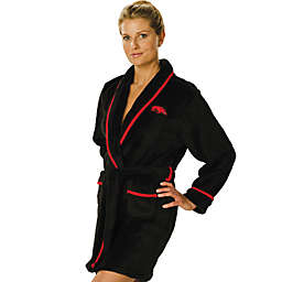 University of Arkansas Ladies Fleece Bathrobe