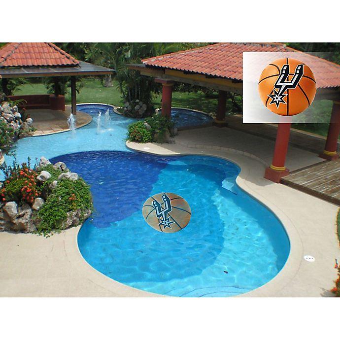 NBA San Antonio Spurs Swimming Pool Graphic Mat
