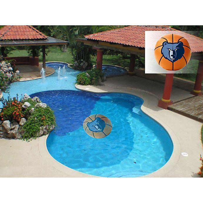 NBA Memphis Grizzlies Swimming Pool Graphic Mat