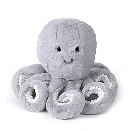 Lambs & Ivy® Ocean Blue Plush Octopus Toy