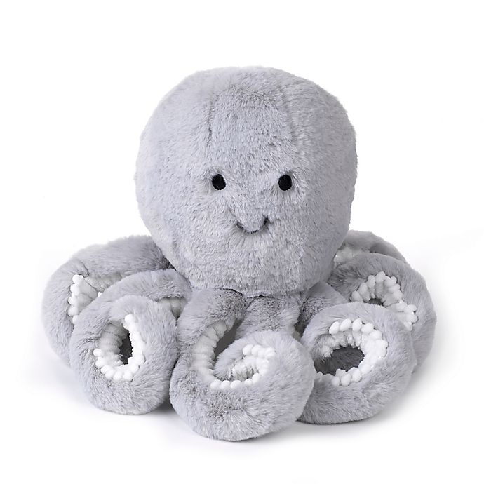 Alternate image 1 for Lambs & Ivy® Ocean Blue Plush Octopus Toy