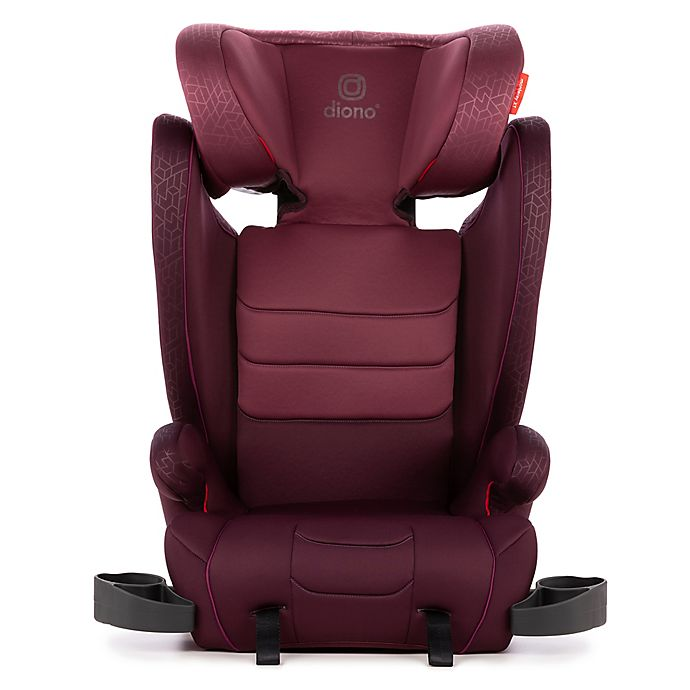 Alternate image 1 for Diono® Monterey XT LATCH Booster Seat in Plum