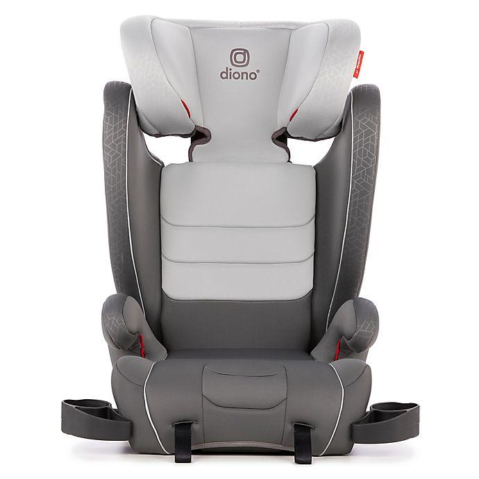 Alternate image 1 for Diono® Monterey XT LATCH Booster Seat in Dark Grey