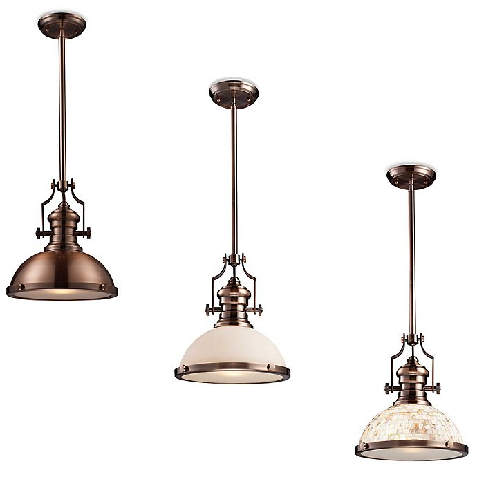 Elk Lighting Chadwick Pendant Collection Bed Bath