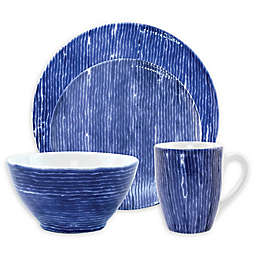 viva by VIETRI Santorini Stripe Dinnerware Collection