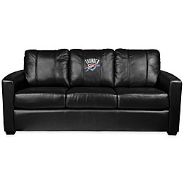 NBA Oklahoma Thunder Silver Sofa
