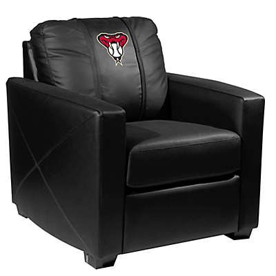 MLB Arizona Diamondbacks Silver Club Chair