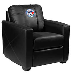MLB Toronto Blue Jays Silver Club Chair