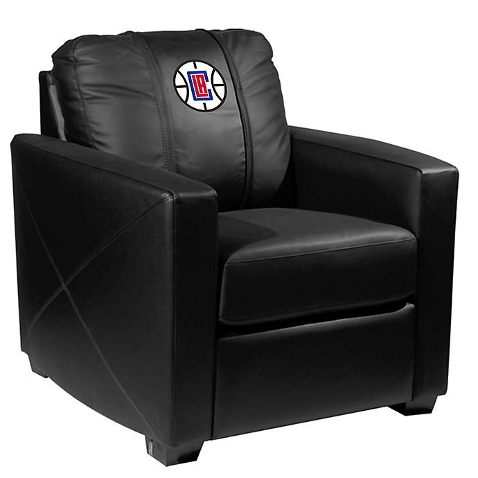 Alternate image 1 for NBA Los Angeles Clippers Silver Club Chair