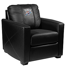 NBA Oklahoma Thunder Silver Club Chair