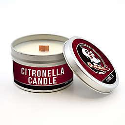 Florida State University 5.8 oz. Citronella Tailgating Candle