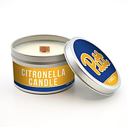 University of Pittsburgh 5.8 oz. Citronella Tailgating Candle