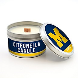 University of Michigan 5.8 oz. Citronella Tailgating Candle