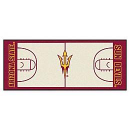 Arizona State University Basketball Court 72\