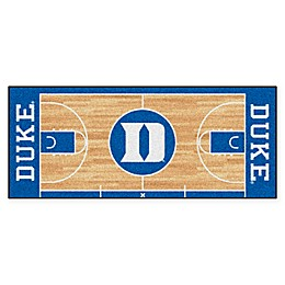 Duke University Basketball Court 72\