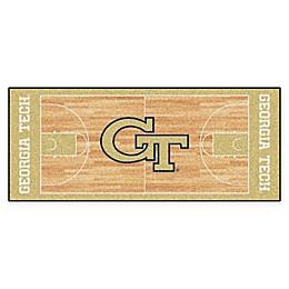 Georgia Tech Basketball Court 72\