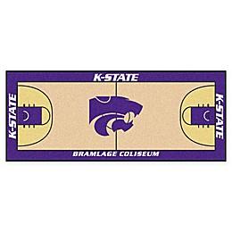 Kansas State University Basketball Court 72\