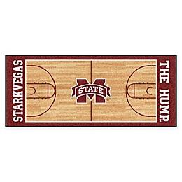 Mississippi State University Basketball Court 72\