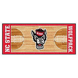North Carolina State University Basketball Court 72\