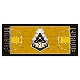 Purdue University Basketball Court 72\