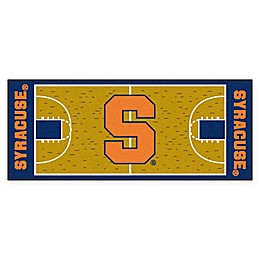 Syracuse University Basketball Court 72\