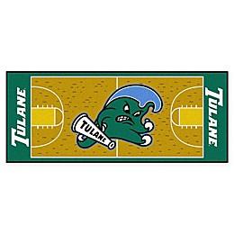 Tulane University Basketball Court 72\
