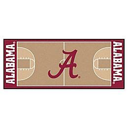 University of Alabama Basketball Court 72\
