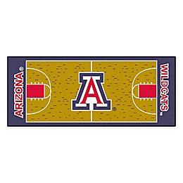 University of Arizona  Basketball Court 72\