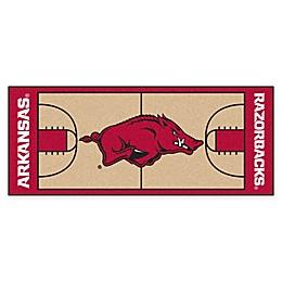 University of Arkansas Basketball Court 72\