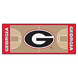 University of Georgia Basketball Court 72\