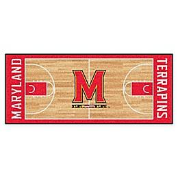 University of Maryland Basketball Court 72\