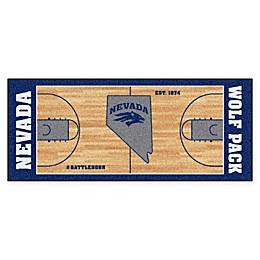 University of Nevada Basketball Court 72\