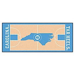 University of North Carolina Basketball Court 72\