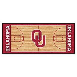 University of Oklahoma Basketball Court 72\