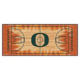 University of Oregon Basketball Court 72\
