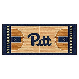University of Pittsburgh Basketball Court 72\