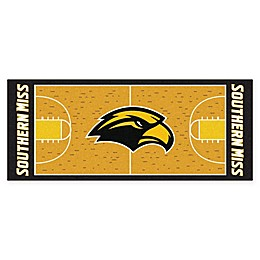 University of Southern Mississippi Basketball Court 72\