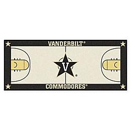 Vanderbilt University Basketball Court 72\