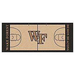 Wake Forest University Basketball Court 72\
