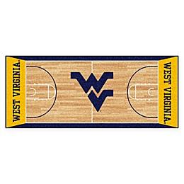 West Virginia University Basketball Court 72\
