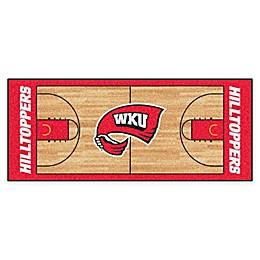 Western Kentucky University Basketball Court 72\