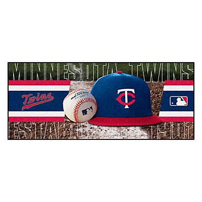 MLB Minnesota Twins Baseball Bat Runner