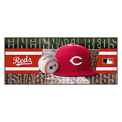 MLB Cincinnati Reds Baseball Bat Runner