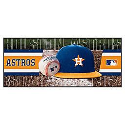 MLB Houston Astros Baseball Bat Runner
